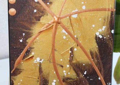 Tableau Golya – 19 x 24, réalisé par l'artiste Ninu's Gallery, art contemporain