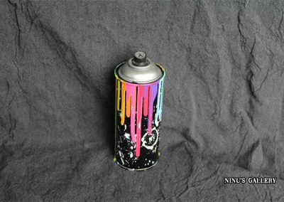 "Bombe NINU""s BOMB, réalisé par l'artiste Ninu's Gallery, art contemporain"