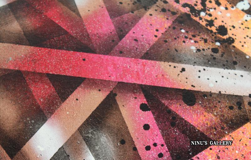 STEVE MCQUEEN – 80 x 80 Duo avec l'artiste HORSS