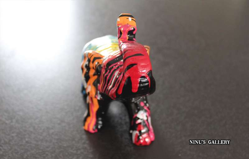 NINU'S BLACK ELEPHANT