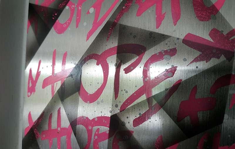 Alu Love Pink